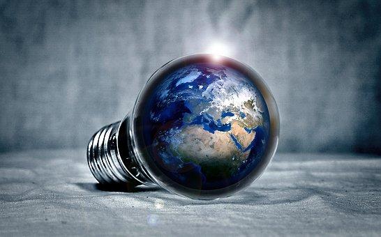 地球エネルギー