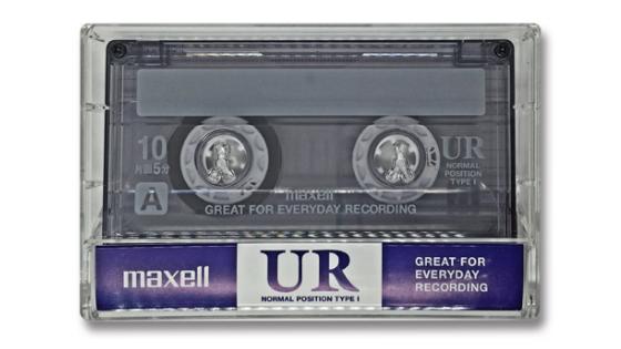 カセットテープ画像