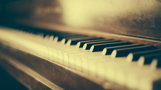 ピアノイメージ写真