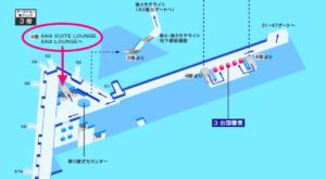 成田空港地図