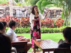ハワイ島セミナー