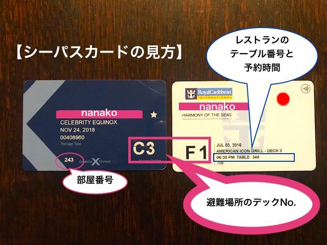 シーパスカード