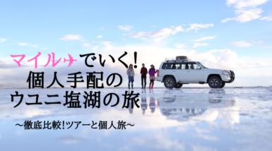 徹底比較!ウユニ塩湖の旅